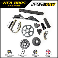 HONDA ACCORD CIVIC CR-V FR-C 2.2 CDTI DIESEL 04-08 TIMING CHAIN KIT N22A1 N22A2