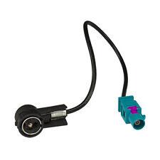 Antennenadapter Fakra M auf ISO 50 OHM für Audi BMW Citroen Seat Skoda VW u.