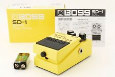 Boss SD-1 Super Over Drive Guitar Effect Pedal W/Box [Exc++] Japan #313918A