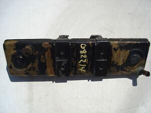 MERCEDES 230 250 SL SE 113 111 OIL COOLER 230SL 250SL 250SE BEHR 0318420000