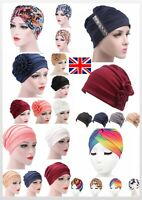 Chemo Hat Headwear Beanie Turban Wrap Cancer Alopecia 35 style BOGO30% FREEPP