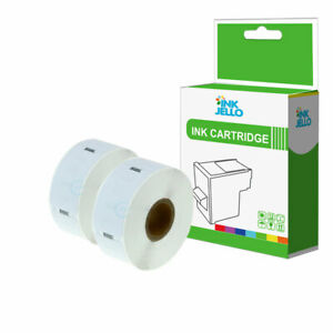 Removable Multipurpose Labels Rolls For Dymo 11354 LW320 LW330 LW400 LW450