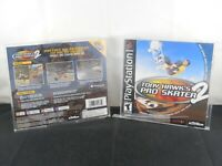 Tony Hawk's Pro Skater 2 (Sony PlayStation 1, 2000) PS1 Complete Tested