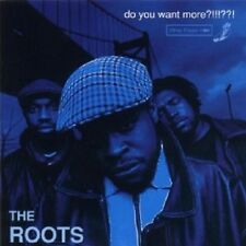 THE ROOTS - DO YOU WANT MORE?!!!??!  CD  16 TRACKS DISCO/DANCE/ELECTRONIC  NEU