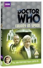 DR WHO 058 (1971) - COLONY IN SPACE - TV Doctor Jon Pertwee - NEW DVD UK
