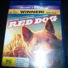 Red Dog (Josh Lucas Rachel Taylor) (Australia Region B) Bluray – New