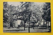 AK Kirchheimbolanden 1915-25 Schillerhain Turm Denkmal Platz Bäume Park +++ RP13