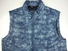 The North Face Men's Thermoball Vest Shady Blue Size S GREAT CHRISTMAS GIFT