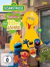Sesamstrasse Classics - die 70er Jahre - 2 DVD Box