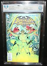 Batman and Robin #23.3 - Ra's al Ghul 3-D Cover - CBCS Grade 9.9 - 2013