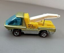 Vintage Hot Wheels Redline Toy Car - TOW SERVICE Tow Truck