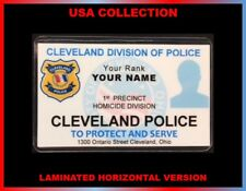 CLEVELAND....POLICE....USA COLLECTION