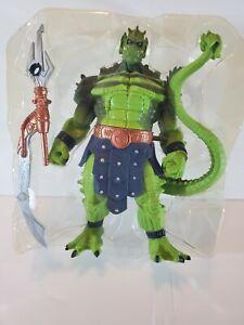 MOTU Masters of The Universe HeMan Whiplash Action Figure 200x Loose Complete