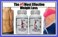 Strong Fat Burner Diet Pill Detox Cleanse Weight Loss Slimming Tablets /2 T5 T3
