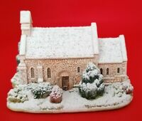 Lilliput Lane - L3226 - Christmas at Toseland - Boxed with Deeds