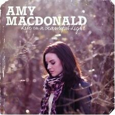 AMY MACDONALD - LIFE IN A BEAUTIFUL LIGHT (LTD. DELUXE EDT.) CD NEW++++++