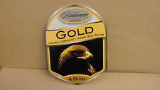 Blakemere Gold Bitter Ale Pump Clip face Bar Collectible 46