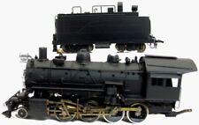 UNITED SCALE MODELS PFM HO 2-8-0 CONSOLIDATION BRASS LOCO & TENDER ORIGINAL BOX