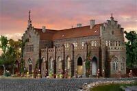 Vollmer 43860 Klosteranlage mit Friedhof und Zubehör in H0 Bausatz Fabrikneu