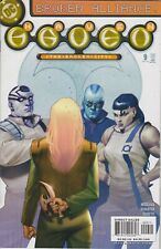 HAVEN #9 OCT 2002 DC COMIC BOOK