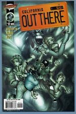 Out There #12 (Aug 2002, DC) Brian Augustyn Humberto Ramos [Cliffhanger]