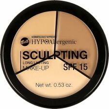 Bell HYPOAllergenic SCULPTING Long Lasting Make-Up Contour Palette Foundation 01