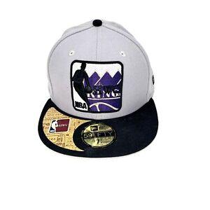 Sacramento Kings Mitchell & Ness NBA HWC Hat Cap Size 7 1/4.
