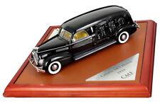LASALLE S&S HEARSE 1939 BLACK 1:43 CMF43005