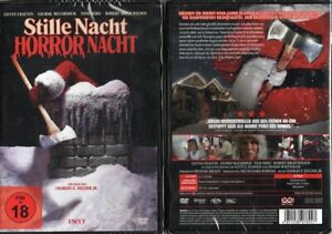 STILLE NACHT, HORROR NACHT --- Silent Night, Deadly Night --- Uncut -- Neu & OVP