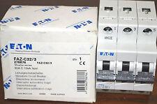 Moeller Eaton FAZ-C32/3 278876 Leitungsschutzschalter NEU OVP