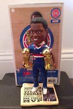 Isiah Thomas # 2/1000 Produced NBA Champions Trophies Detroit Pistons Bobblehead