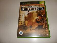 XBox   Delta Force: Black Hawk Down (8)