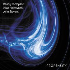 ALLAN HOLDSWORTH, DANNY THOMPSON, JOHN STEVENS - PROPENSITY - CD - 1978 SESSION