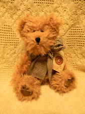 """Boyds STUBBY MCBOBBLE ~ 10"""" RETIRED plush ~ w/ tags"""