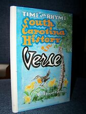 Time in Rhyme, South Carolina History in Verse, Elwell Jones, Historical Poetry