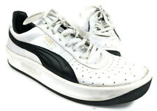 Puma GV Special Roma Mens Shoes Sz 11.5 Sneakers Classic Walking White Leather