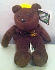 1998 Babe Ruth #3 Bamm Beano's Bean Bag Bear by Salvino's