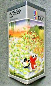 Heye Waldo 1000 Piece Jigsaw Puzzle Concerto Grosso 1985 - COMPLETE