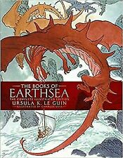 Earthsea Cycle: The Books of Earthsea : The Complete Illustrated Edition by...