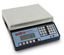 Intelligent Weighing Technology SC-27 Setra Super Counting Scale | 12 kg x 0.2 g