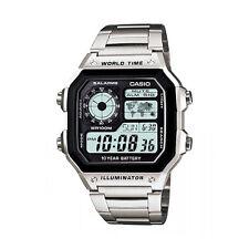 CASIO AE-1200WHD-1A * Herren Armbanduhr * NEU * Kostenloser Versand