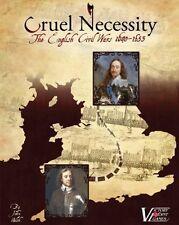 Cruel Necessity: The English Civil War 1640-1653 VPG12-013