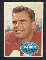 1960 Topps #24 Sam Baker G Browns 61638