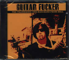 Guitar Fucker The Transgenic One-Man-Band CD (MOD/NEO-SIXTIES)(EASTER SALE 2020)