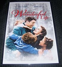 It's a Wonderful Life 11X17 Movie Poster Version 3 Donna Reed James Stewart