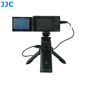 JJC Remote Control Tripod Shooting Grip for Sony ZV-1 RX100 M7 M6 M5 M4 M3 M2