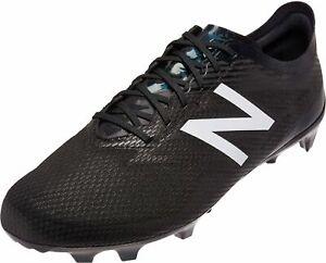 NEW BALANCE FURON 3.0 PRO FG BLACK FOOTBALL BOOTS  *REFOFB24