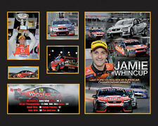 New Jamie Whincup Signed Limited Edition Memorabilia