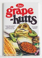 Grape Hutts FRIDGE MAGNET (2 x 3 inches) cereal box jabba the hutt star wars