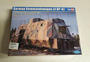 HobbyBoss No. 82924   1:72 Kommandowagen Germany BP-42 Rail Armored Train